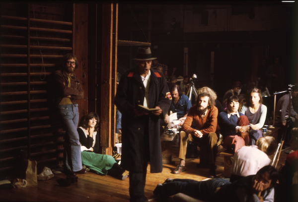 PRJoseph Beuys, 12 hour lecture, Melville College, 20. August 1973. 7ax1