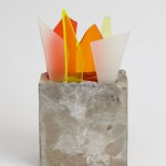 David Batchelor, Concretos2012 Concrete, cast acrylic 17.5x11x6.5cm, Edition 8 +1AP